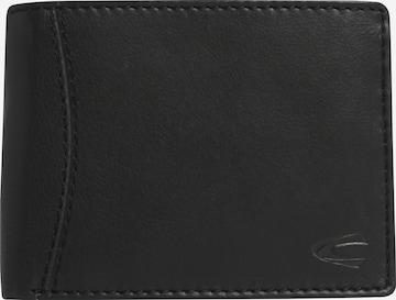 CAMEL ACTIVE Geldbörse 'Cordoba' in Schwarz