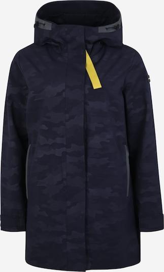 CMP Outdoorjacke in dunkelblau / khaki, Produktansicht