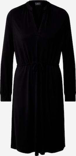 SELECTED FEMME Kleid 'SLFMIE-DAMINA' in schwarz, Produktansicht