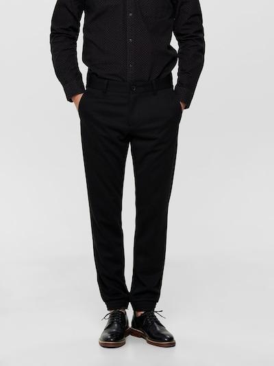 Kelnės 'Mark' iš Only & Sons , spalva - juoda: Vaizdas iš priekio