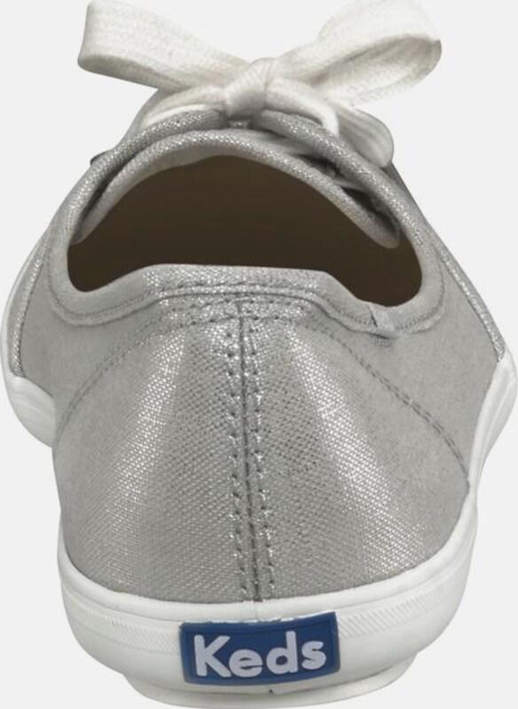 KEDS Ballerina 'Teacup Metallic Linen'