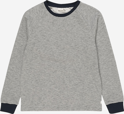 NAME IT Sweatshirt in nachtblau / grau, Produktansicht
