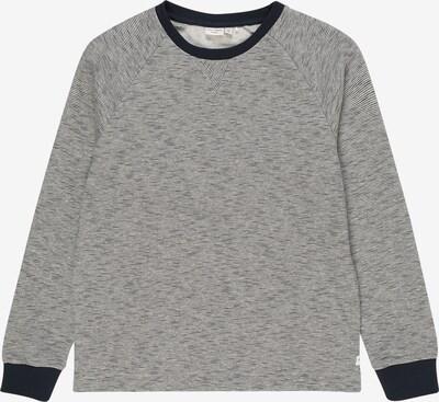 NAME IT Sweatshirt in nachtblau / grau, Produktansicht