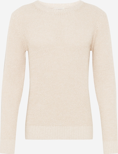 SELECTED HOMME Pullover 'SLHNED CREW NECK W' in offwhite, Produktansicht