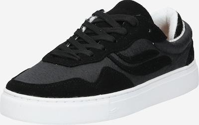 GENESIS Sneaker 'G-Soley Pinatex' in dunkelgrau / schwarz, Produktansicht