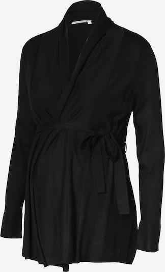 JoJo Maman Bébé Strickjacke in schwarz, Produktansicht