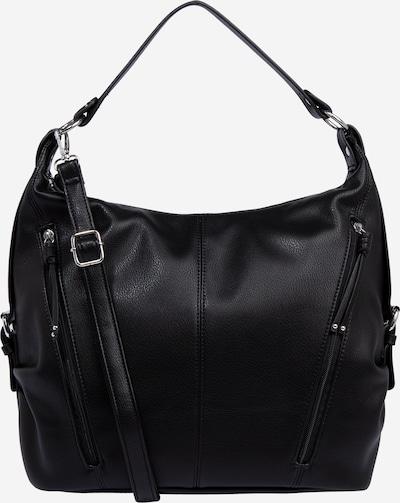 TOM TAILOR Handtas 'Latina' in de kleur Zwart, Productweergave