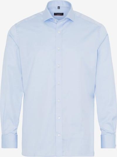 ETERNA Zakelijk overhemd in de kleur Blauw: Vooraanzicht