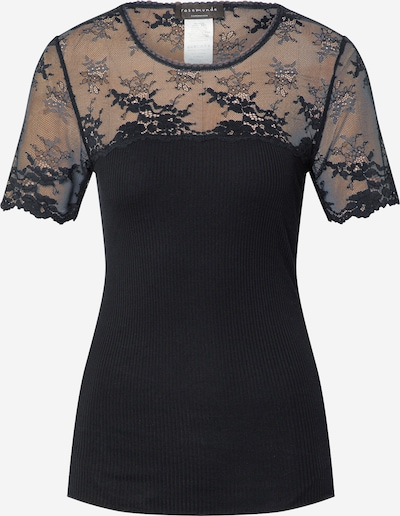 rosemunde Shirt in schwarz, Produktansicht