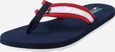 Tommy Jeans Japonki 'URSULA 5D' w kolorze granatowy / czerwonym, Podgląd produktu