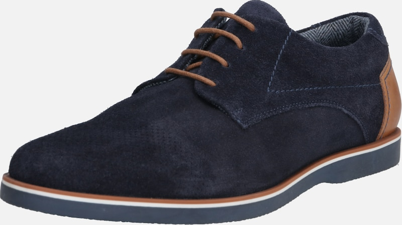 ABOUT YOU Schuhe 'Jakob Shoe' in dunkelblau, Produktansicht
