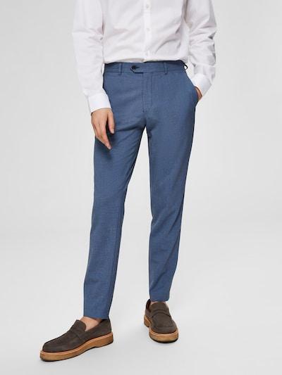 SELECTED HOMME Kalhoty 'CARLO' - chladná modrá, Model/ka