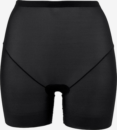 MAGIC Bodyfashion Pantalon modelant 'Lite Short' en noir, Vue avec produit
