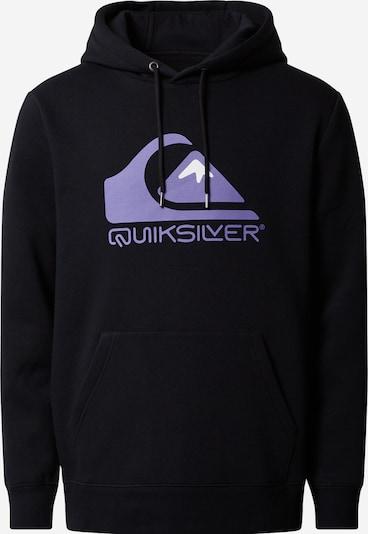QUIKSILVER Sportsweatshirt 'Squaremeupsf' in de kleur Zwart, Productweergave
