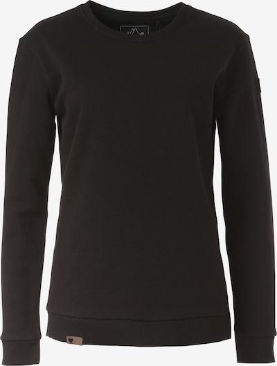Lakeville Mountain Sweatshirt 'Luvua' in schwarz, Produktansicht