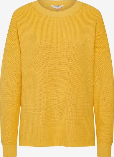 Megztinis 'Julee' iš mbym , spalva - geltona: Vaizdas iš priekio