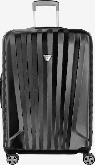 Roncato 4-Rollen Trolley in schwarz, Produktansicht