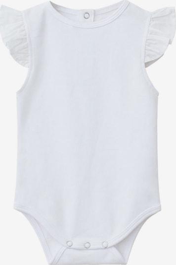 MANGO KIDS Body 'LAIA' in weiß, Produktansicht