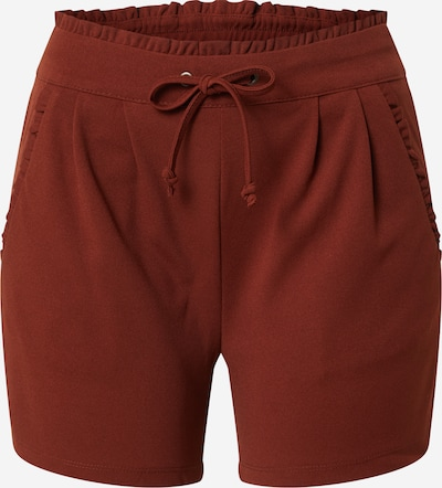 JACQUELINE de YONG Shorts 'NEW CATIA' in orangerot, Produktansicht