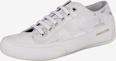 Candice Cooper Sneakers in silber, Produktansicht