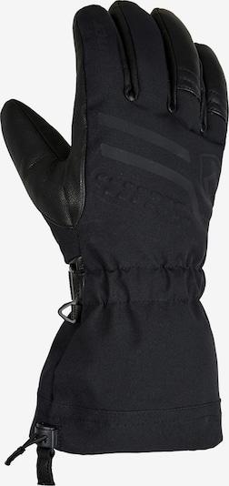 ZIENER Sporthandschuhe in schwarz, Produktansicht