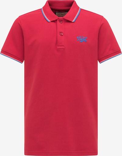 Petrol Industries Poloshirt in cranberry, Produktansicht