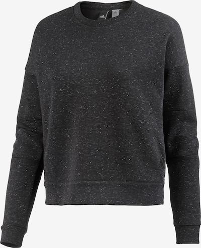 ADIDAS PERFORMANCE Sweatshirt 'Stadium' in schwarz, Produktansicht