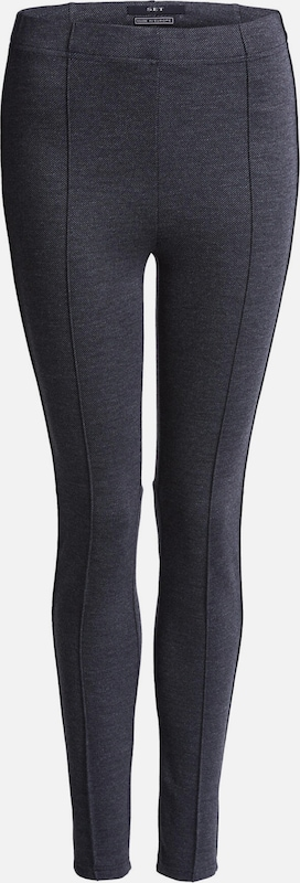 SET Leggings in dunkelgrau, Produktansicht