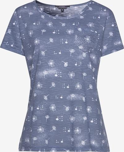 Navigazione Shirt in blue denim / weiß, Produktansicht