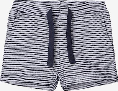 Kelnės iš NAME IT , spalva - tamsiai mėlyna / balta, Prekių apžvalga