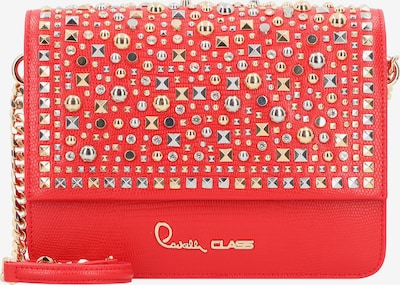 roberto cavalli Milano Umhängetasche Leder 24 cm in rot, Produktansicht