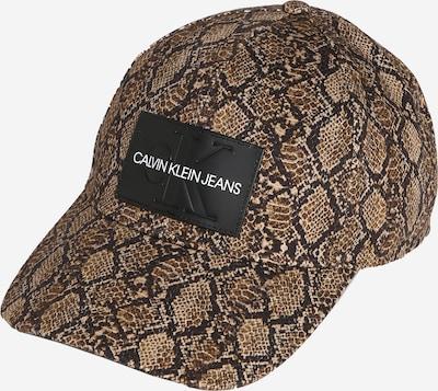Calvin Klein Jeans Cap 'INSTITUTIONAL' in braun, Produktansicht
