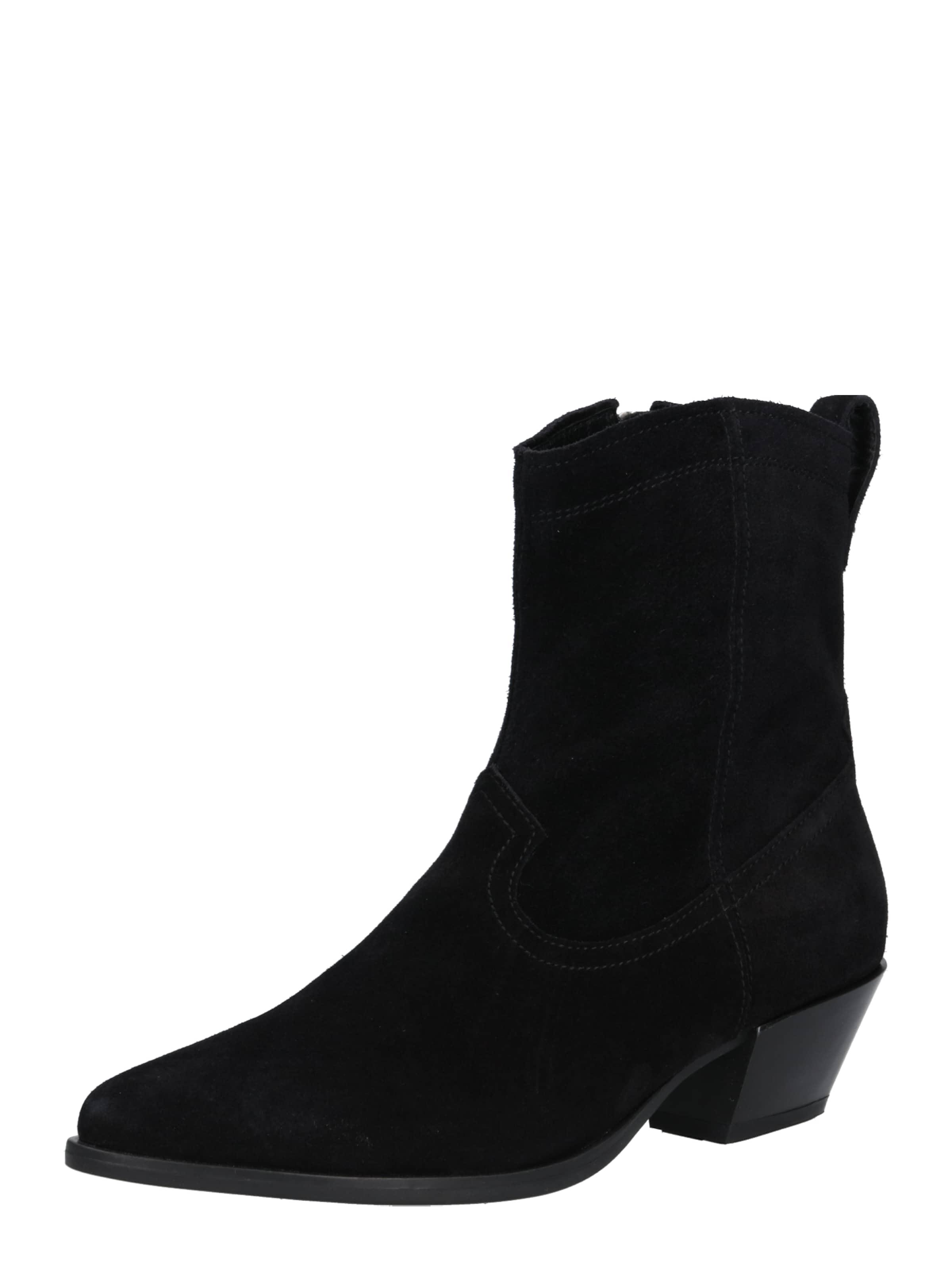 Cowboystiefel Shoemakers Schwarz 'emily' In Vagabond oeCdxBr