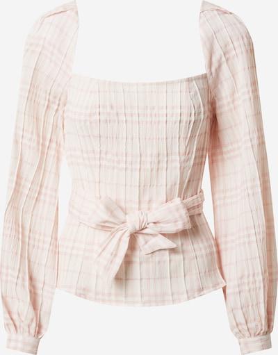 EDITED Bluse 'Edda' in rosa, Produktansicht