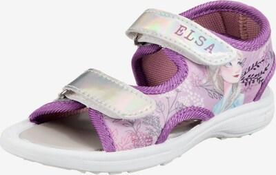 DISNEY Sandale 'Eiskönigin' in lila, Produktansicht