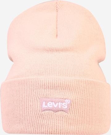 LEVI'S Müts 'Tonal Batwing', värv roosa