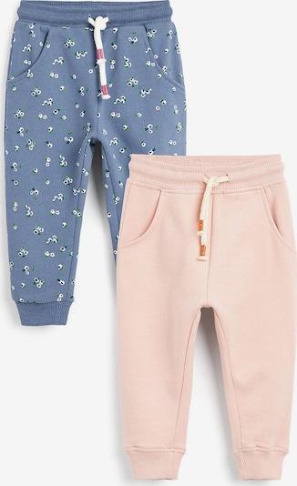 NEXT Jogginghose in blau / pink, Produktansicht