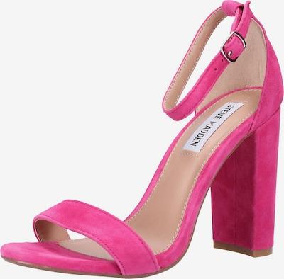 STEVE MADDEN Sandales à lanières en rose, Vue avec produit