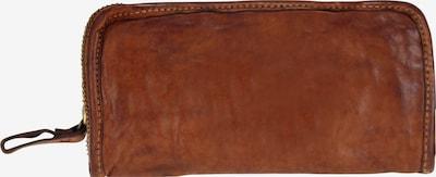 Campomaggi Geldbörse 'Santorini' 20 cm in cognac, Produktansicht