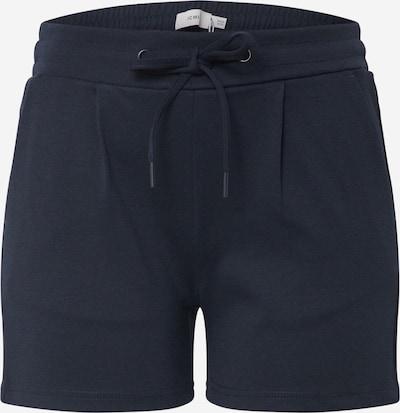 ICHI Pantalon 'KATE SHO' en bleu marine, Vue avec produit