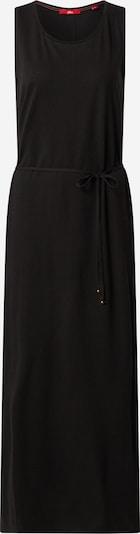 s.Oliver Letnia sukienka w kolorze czarnym, Podgląd produktu