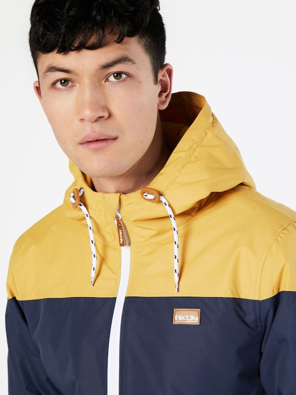Iriedaily Transition Jacket In Bomber-style