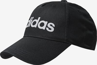 ADIDAS PERFORMANCE Cap 'Daily' in schwarz / weiß, Produktansicht