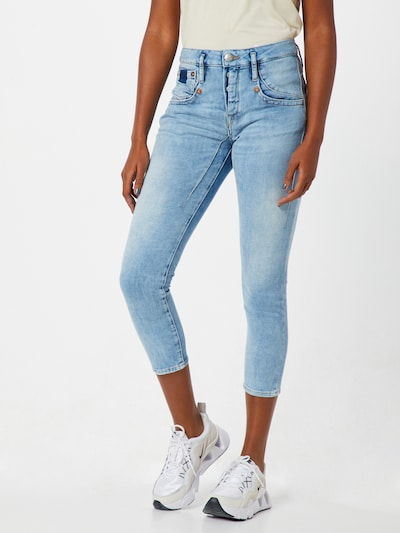 Herrlicher Jeans 'Shyra' in blau, Modelansicht