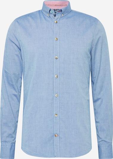 COLOURS & SONS Košeľa 'Shirt Oxford' - námornícka modrá, Produkt