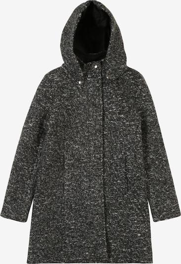 Cappotto KIDS ONLY di colore grigio scuro, Visualizzazione prodotti