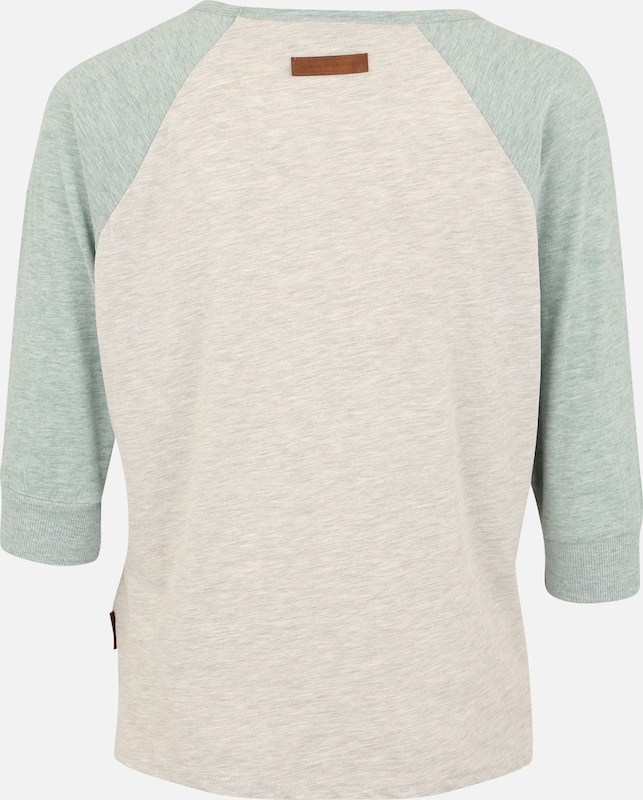 Naketano Gris shirt ClairMenthe T En AR534jL