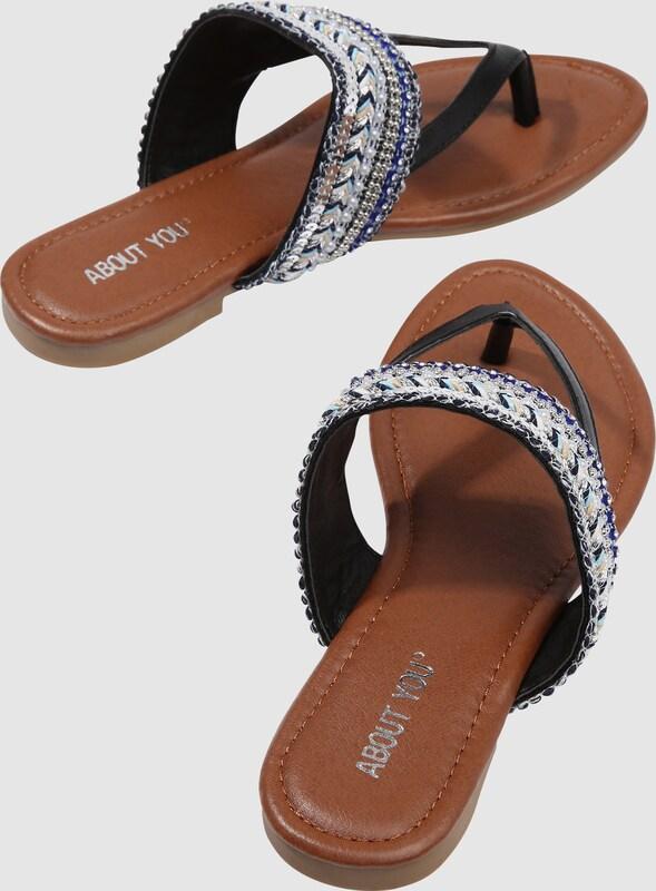 ABOUT YOU Zehentrenner GILLIAN Verschleißfeste billige Schuhe