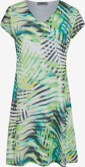 Seidel Moden Kleid in grün / mischfarben, Produktansicht