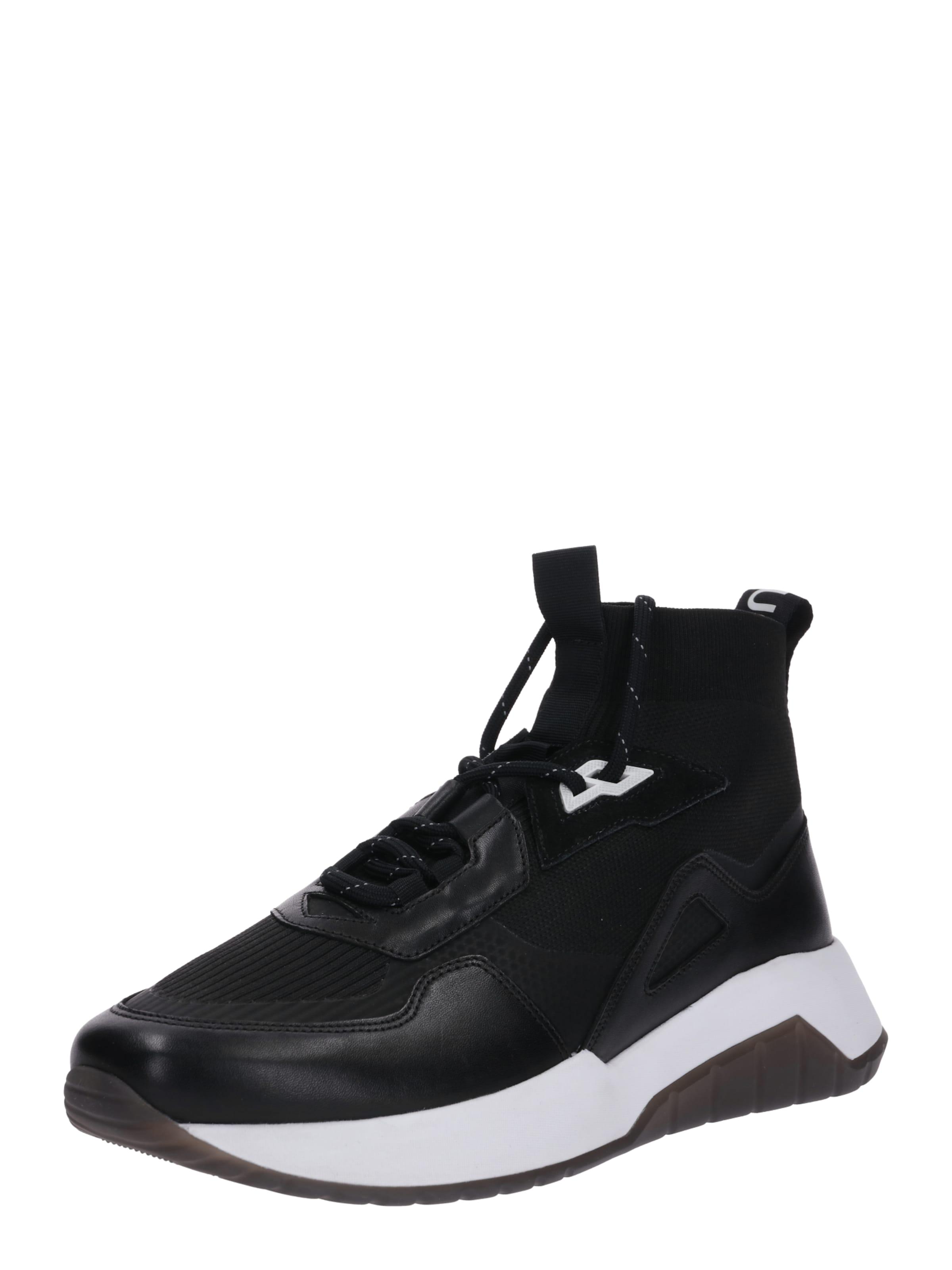 Hugo knna' 'atom In Sneaker runn Schwarz WE9DH2IY